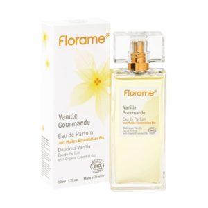 parfum bio vanille