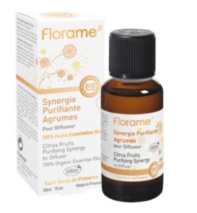 mélange diffuseur huiles essentielles Provence synergie composition bio