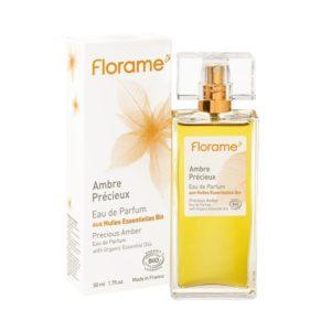 parfum ambre bio naturel