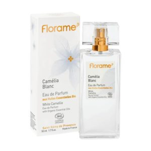 parfum fleur bio