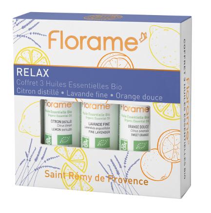 coffret huiles essentielle stress relaxation