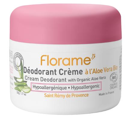 déodorant crème bio