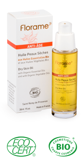 huile soin bio hydratation peau sèche