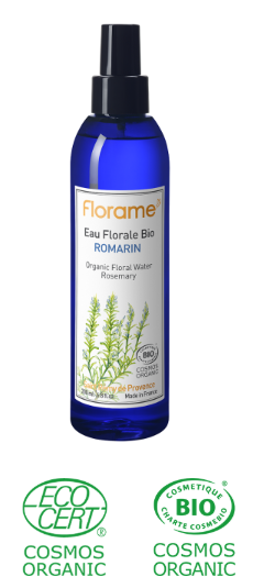 hydrolat eau florale bio romarin
