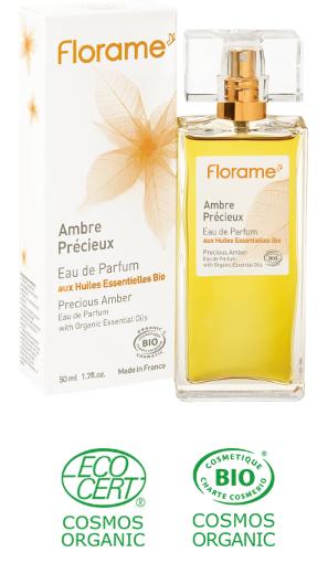 parfum ambre bio