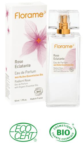 parfum naturel bio rose