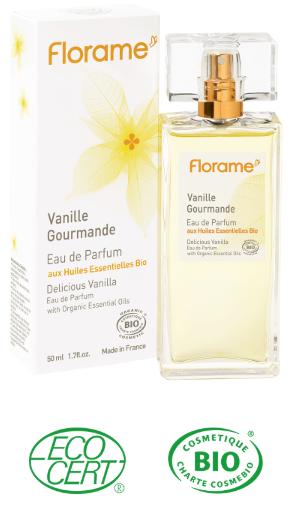parfum bio vanille naturelle