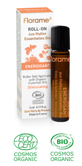 huiles essentielles en bille énergie et concentration