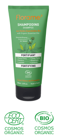 shampoing bio cheveux fragiles